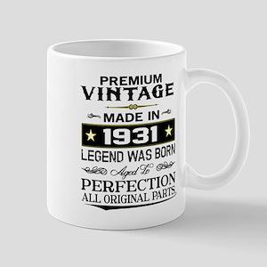 PREMIUM VINTAGE 1931 Mugs