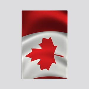 canada_flag_iphone_3 Rectangle Magnet