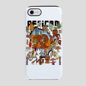 African Design iPhone 7 Tough Case