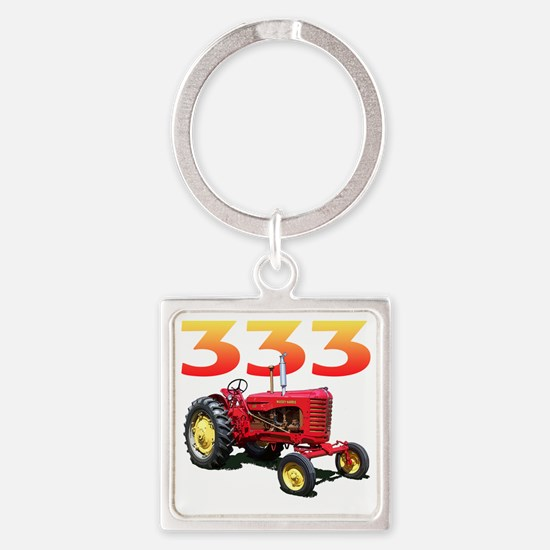 MH333-10 Square Keychain