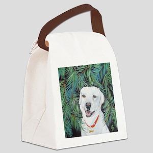 SQ Lab Canvas Lunch Bag