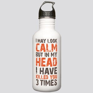 calm copy Stainless Water Bottle 1.0L