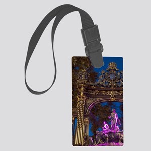 Meurthe-et-Moselle Large Luggage Tag