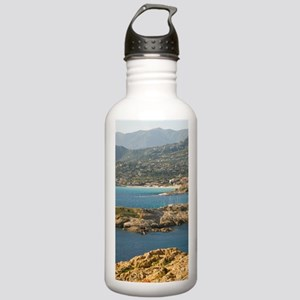 View from trail to lig Stainless Water Bottle 1.0L