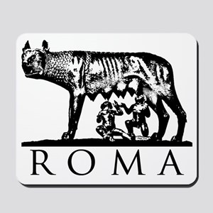 She-Wolf ROMA Mousepad