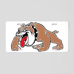 Bulldog3 Aluminum License Plate