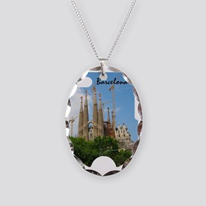 Barcelona_2.34x3.2_iPhone4 Sli Necklace Oval Charm