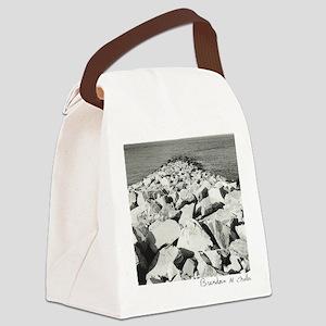 bmirocks Canvas Lunch Bag