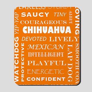 CHIHUAHUA_edited-1 Mousepad