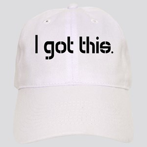 I Got This_dark Cap