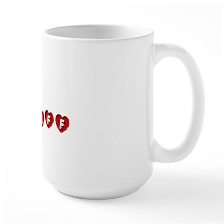 DANIFF Large Mug