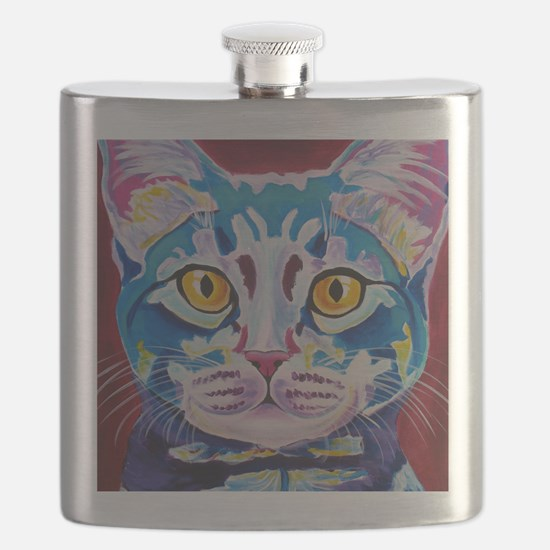 cat - mystery reboot Flask