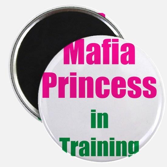 Mafia princess in training new Magnet