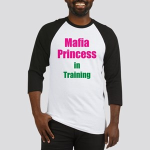 Mafia princess in training new Baseball Jersey