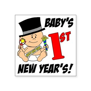 new years eve stickers cafepress