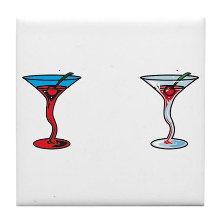 Drinks Tile Coaster