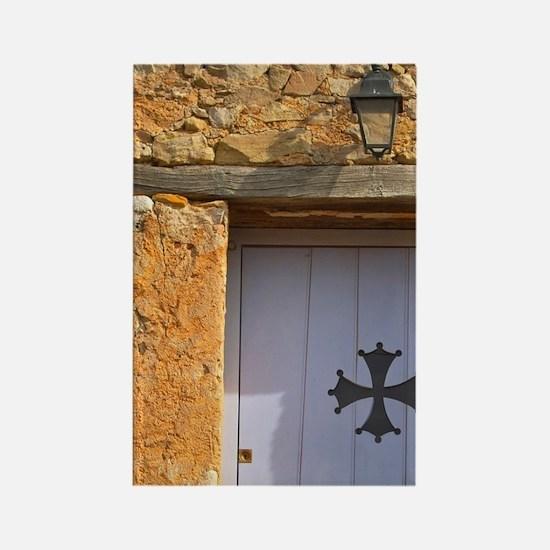 Domaine de Canet-Valette Door mar Rectangle Magnet
