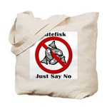 Just Say No Tote Bag