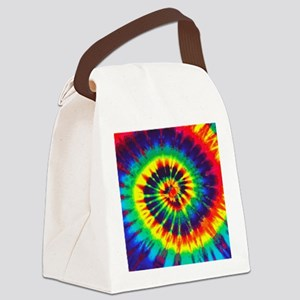 Pillow Bright Canvas Lunch Bag