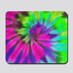 Pillow Neon Pink Mousepad