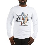 Lutefisk Warrior Longsleeve T-Shirt