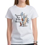 Lutefisk Warrior Women's T-Shirt
