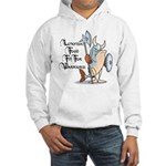Lutefisk Warrior Hooded Sweatshirt