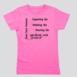- ©Supporting Admiring Honoring BC Girl's Tee