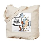 Lutefisk Warrior Tote Bag