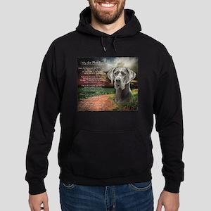 godmadedogs Hoodie (dark)
