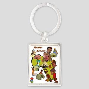 Mamma Africa Keychains