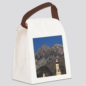 Europe, France, Cote D'Azure. Mer Canvas Lunch Bag