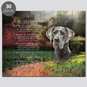 godmadedogs(button) Puzzle