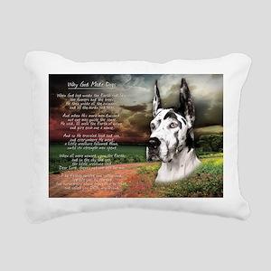 godmadedogs(carmag)2 Rectangular Canvas Pillow