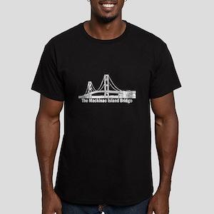 michiganmackbrgdblk T-Shirt