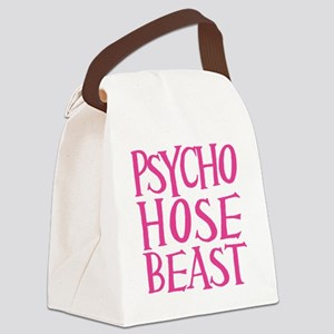 psychohose1 Canvas Lunch Bag