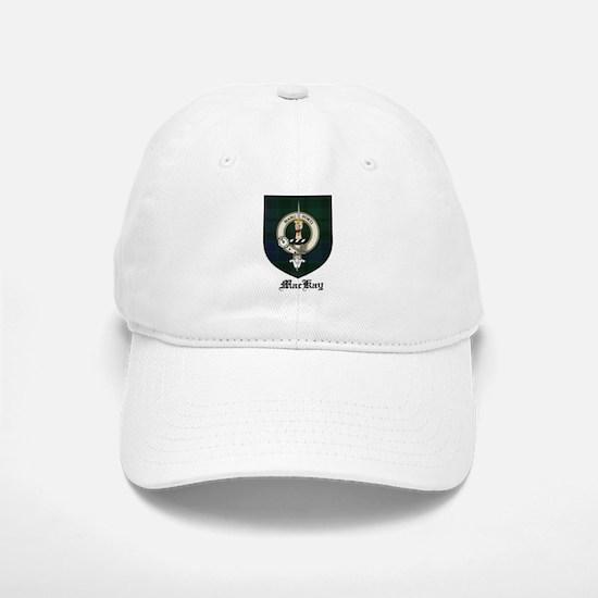 MacKay Clan Crest Tartan Baseball Baseball Cap