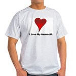 I love my ammachi Light T-Shirt
