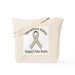The Silicone Ribbon Tote Bag