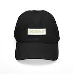 Poseur Black Cap