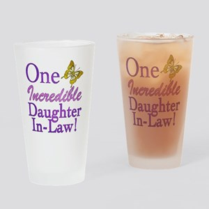 IncredibleDaughterInLaw Drinking Glass