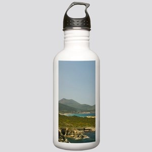 Cap Corse. View from i Stainless Water Bottle 1.0L