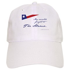 The Alamo Baseball Cap