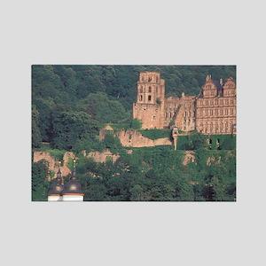 Europe, Germany, Heidelberg Rectangle Magnet