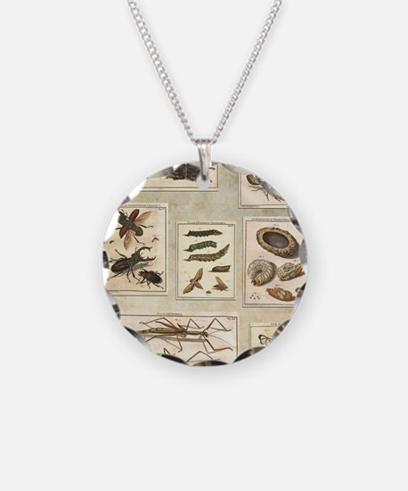 Illustrations Necklace