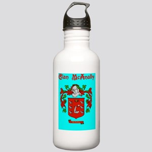 Suede Pillow Stainless Water Bottle 1.0L