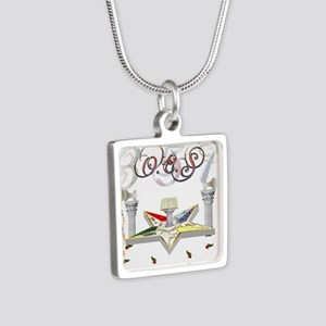 +oes_357_quotthe_perfect_b Silver Square Necklace