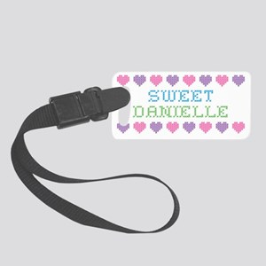 SWEET-DANIELLE Small Luggage Tag