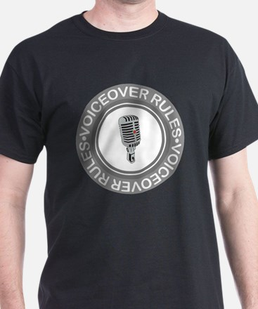 Voiceover Rules T-Shirt