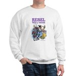 Rebel With A Mouse Sweatshirt